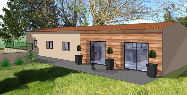 Julie math architecte d 39 int rieur transformation d 39 un hangar en habi - Transformation d un garage en habitation ...